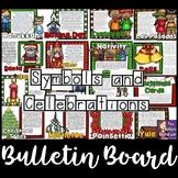 December Bulletin Board - Symbols and Celebrations