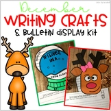 December Bulletin Board Writing Crafts