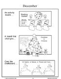 December Bulletin Boards
