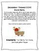 December CCVC Word Mats
