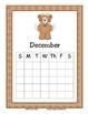 December Calendar: Angel Bear
