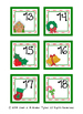 December Calendar Cards by Kinder Tykes