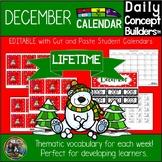 Christmas Around the World December Calendar