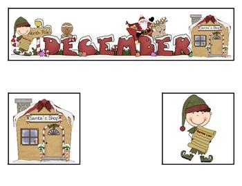 December Calendar Pack