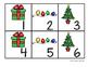 December Calendar Pieces -- ABC Pattern