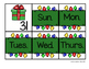 December Calendar Pieces -- ABC Pattern