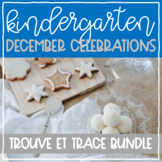 December Celebrations Trouve et Trace BUNDLE