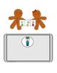 December Center: Gingerbread Blend Phonemes