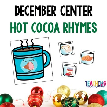 December Center - Hot Cocoa Rhymes
