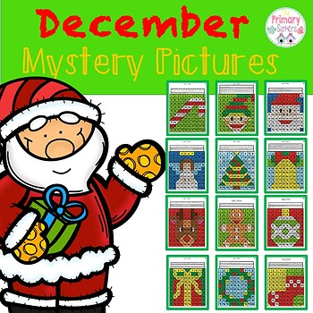 December/Christmas Mystery Picture