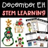 December {Christmas} Elf STEM Learning