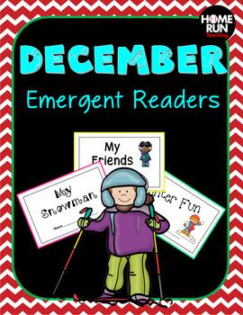 December-Christmas Emergent Readers