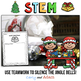 December Christmas/Hanukkah STEM Bundle