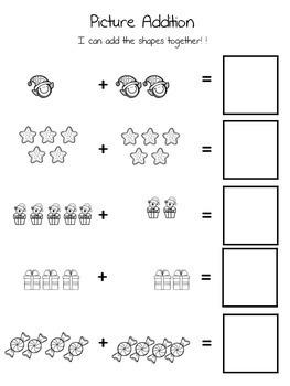 Christmas Morning Work for Kindergarten