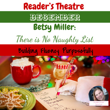 December Christmas Santa Readers Theatre Script with Quiz