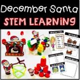 December {Christmas} Santa STEM Learning