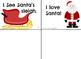 December Christmas Sight Word Leveled Mini-Books Bundle {3