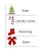 December/Christmas Vocabulary Unit for Special Education
