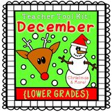Christmas activities {lower grades}