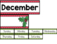 DECEMBER MORNING MEETING CALENDAR AND CIRCLE TIME RESOURCES