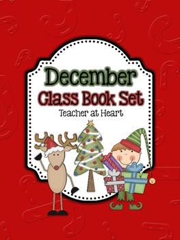 December Class Book Set