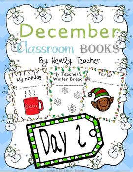December Class Books