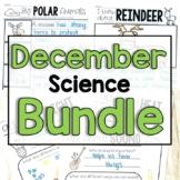 "December ""Click and Print"" Science Bundle"