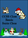 Christmas December Close Read