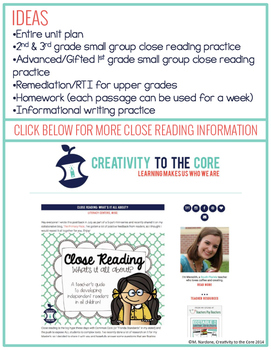 December Close Reading Bundle