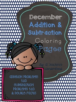 December Coloring Pages