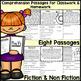 Kindergarten & First Grade Comprehension: DECEMBER