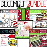 December Counseling Bundle