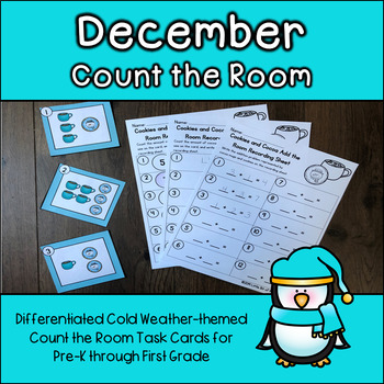 December Count and Add the Room 0-10