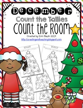 December Count the Room