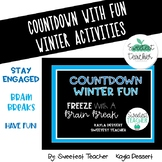 December Countdown Winter Fun!