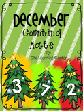 December Counting Mat