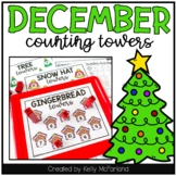 December Counting Towers