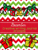 December Creative Writing
