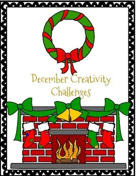 December Creativity Challenges