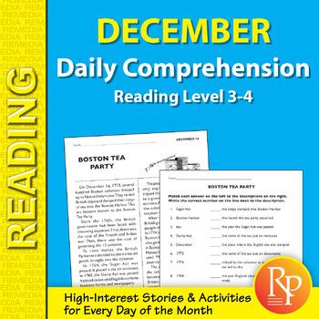 December: Daily Comprehension