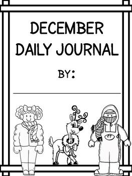 December Daily Journal - 2017