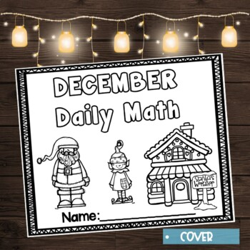 December Morning Work | 2nd Grade