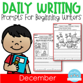 December Daily Writing Prompts