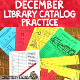 Library Catalog Practice   December Edition
