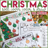 Math Dice Games for December
