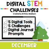 December Digital STEM Challenges™