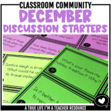 December Discussion Starters