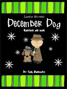 December Dog Calendar Mysteries Packet