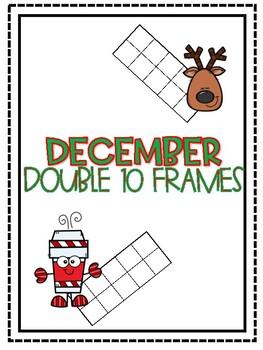 December Double 10s Frames
