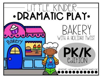 December Dramatic Play: Bakery